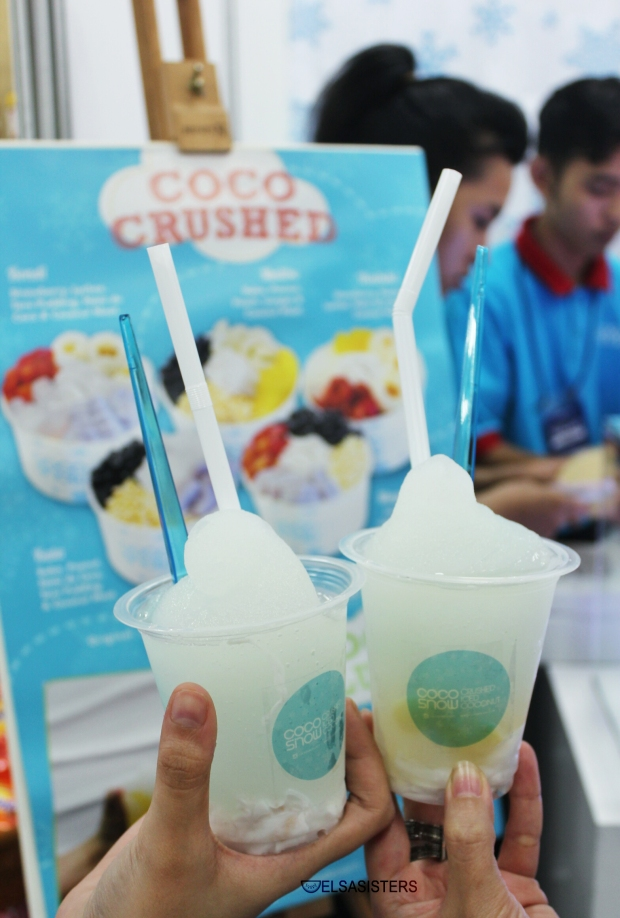 Coco Crushed's Coco Slush, 20k