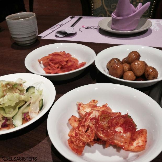 Kimchi :)