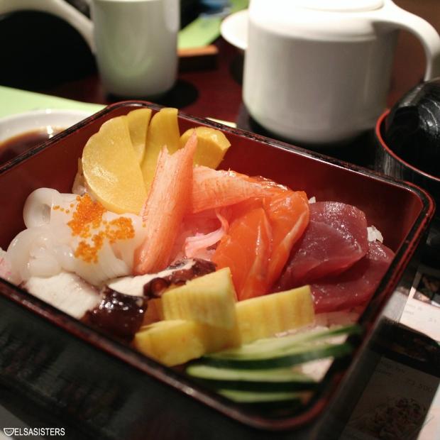 Chirashi Sakura, 80k