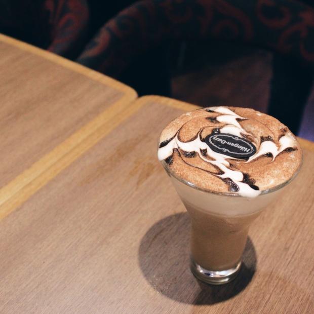 Tiramissu Coffee, NFS