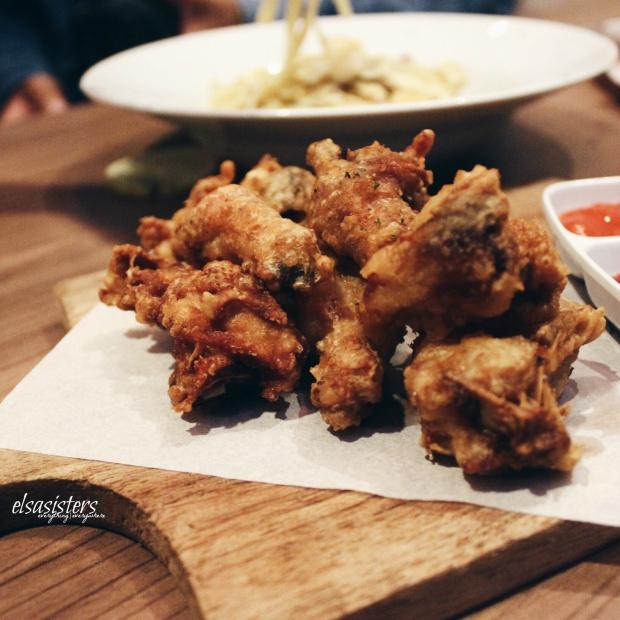 Belly Belly Chicken, 25k