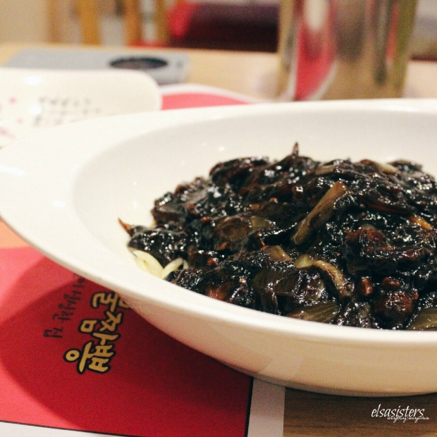 Jajangmyeon, 55k