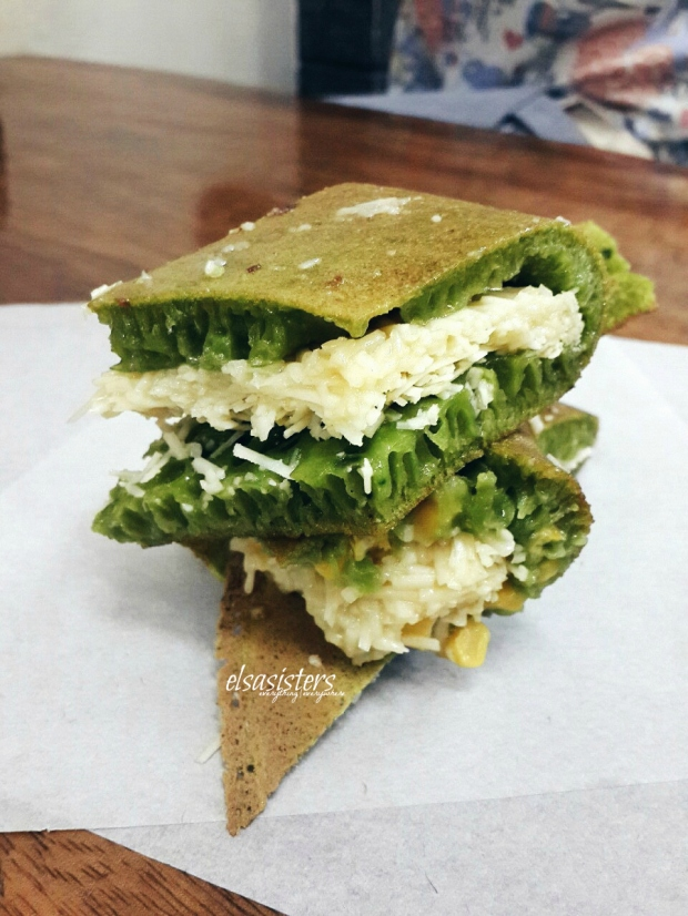 Martabak Greentea with Cheese, 78k