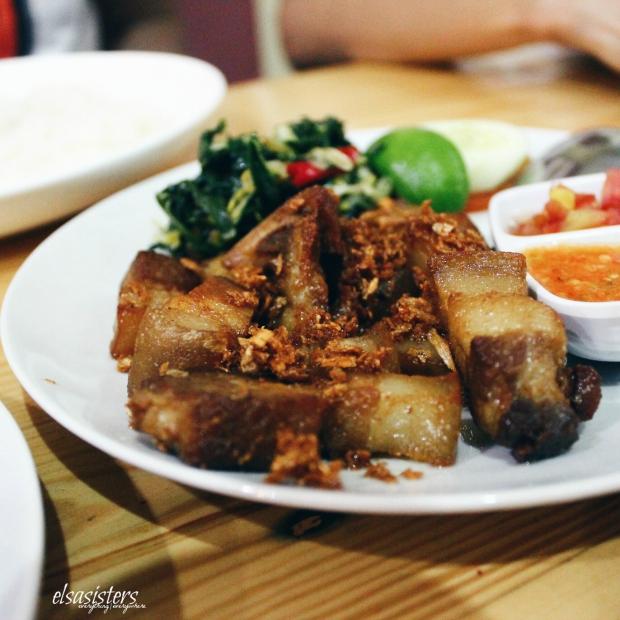 Fried Pork,