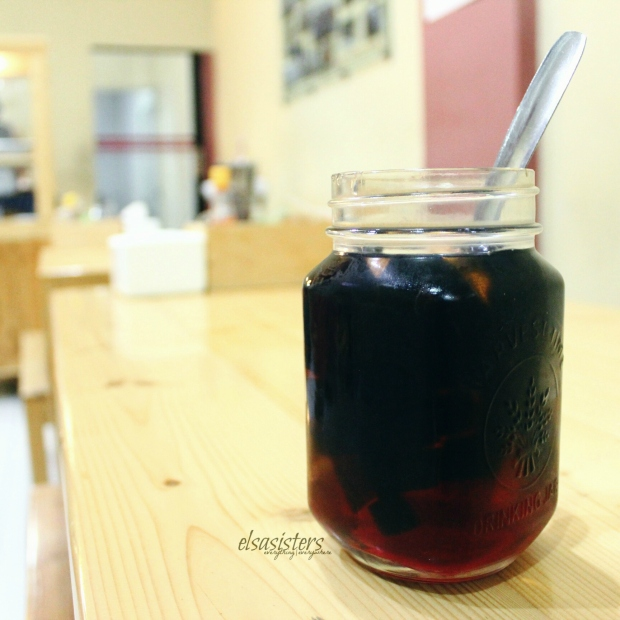 Grass Jelly Drink,