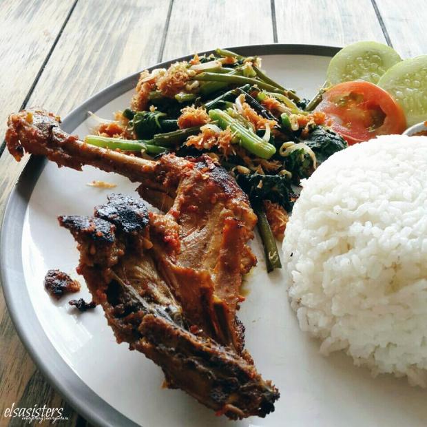 Betutu Chicken, 55k