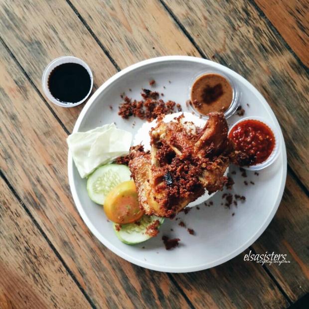 Fried Chicken, 45k