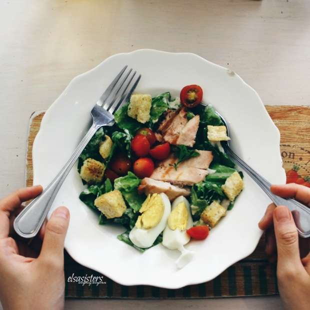 Nanny's Chicken Salad, 42k