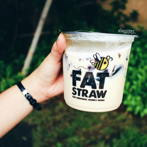 Classic Milk Tea with grass jelly, 25k