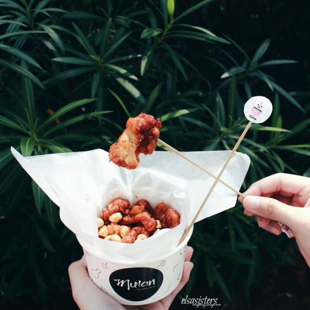 Kungfu Chicken, 35k