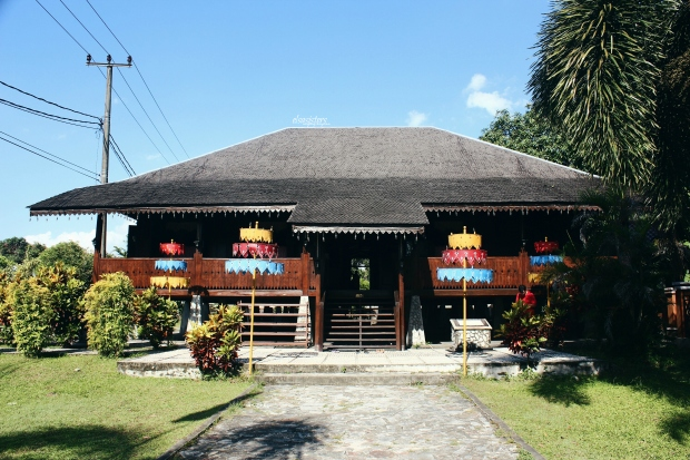 Belitung Traditional House