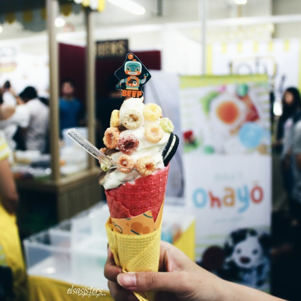 Beep Ice Cream, 35k