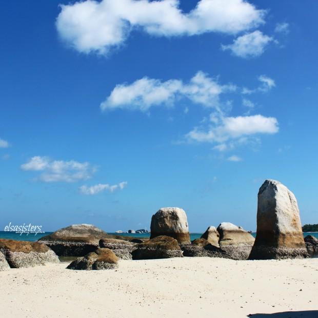 Batu Belayar island