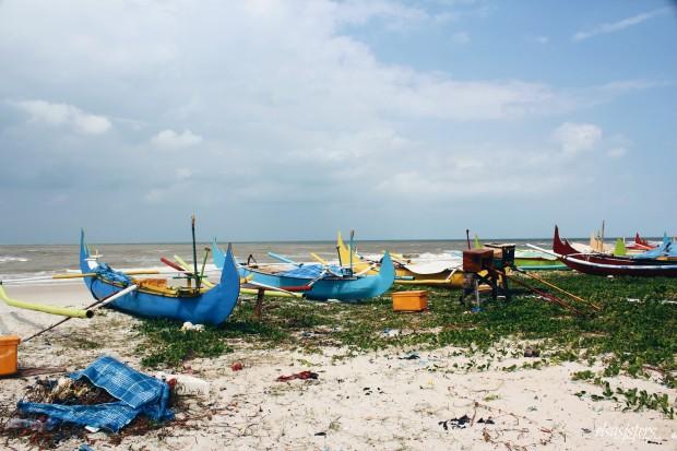 Burung Mandi Beach