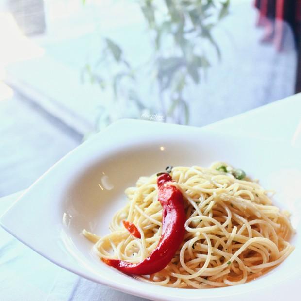 Spaghetti Aglio Olio e Peperoncino, 33k