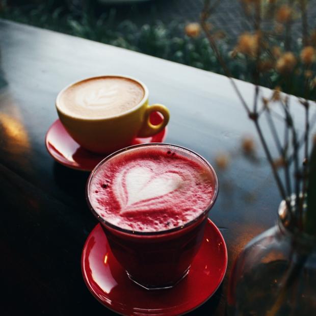 Red Velvet Latte, 25k